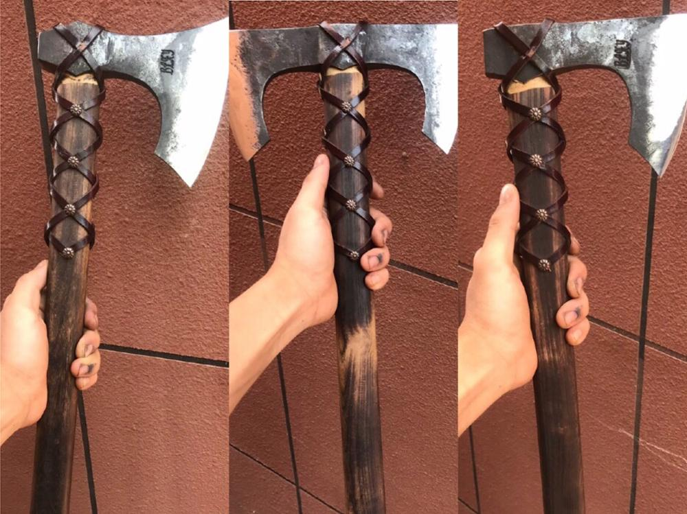 Axe Head Tactical Axe Tomahawk Army Outdoor Hunting Camping Survival Machete Axes Hand Tools Fire Axe Hatchet Axe/Ice Axe