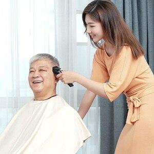 Image 5 - Youpin ENCHEN שארפ 3S שיער גוזז גברים חשמלי מכונת חיתוך מקצועי נמוך רעש Hairdress 1 20mm עבור למבוגרים וילדים