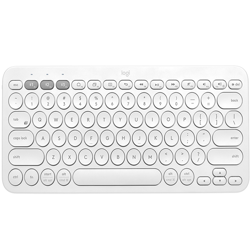 Image 2 - Logitech K380 Multi Device Bluetooth Wireless Keyboard 