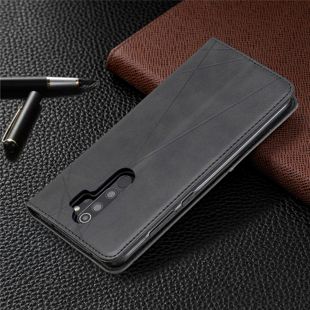 Image 3 - Luxury PU leather Wallet Case on the for Xiaomi Redmi Note 8 7 7A Y3 S3 K20 Pro Flip Book Cover mi 9t pro Stand Phone Case Coque