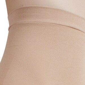 Image 5 - נשים רפואי דק רגל לחץ מפולח גרביונים רגל צעד חזק ישבן וגרביונים צורה ולהרים שלך ירכי S M L XL