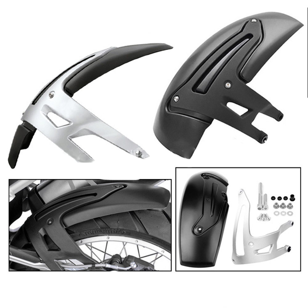 Motorcycle Rear Hugger Fender Moto Mudguard Accessories For <font><b>BMW</b></font> <font><b>R1200GS</b></font> LC <font><b>2013</b></font> - 2017 <font><b>2018</b></font> R 1200 GS LC <font><b>Adventure</b></font> 2014-<font><b>2018</b></font> ADV image