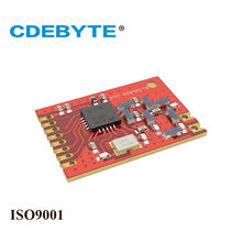 Ebyte E07-868MS10 CC1101 868MHz RF Module 10dBm SMD Stamp Hole IoT Wireless Transceiver