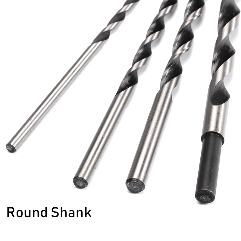 1 x HSS Gerader Schaft Runde Spiralbohrer f/ür Metall Power Tools 8mm 200mm