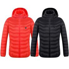 Jackets Outdoor  Thermal Electric Battery Heated