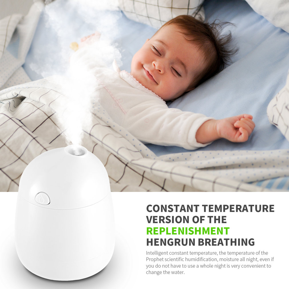 Mini Portable Aromatherapy Air Humidifier Fogger Aroma Essential Oil Diffuser Mist Maker Diffuser For Home Office