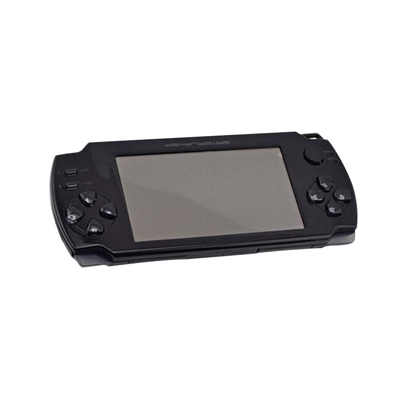 Data Frog Handheld Game Players With 4.3 Inch Hd Screen Game 32Bit Portable Game Consoles For Ps1 Gba Copy Game File With 8Gb Ra