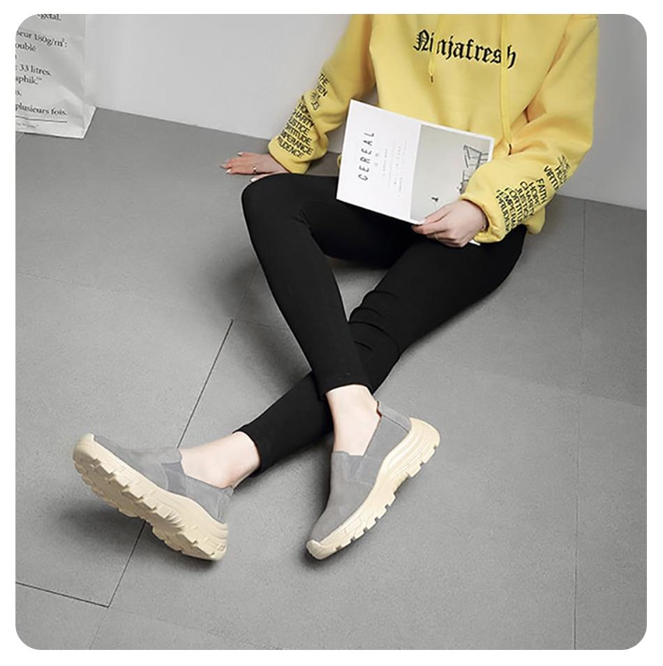 Sapatos femininos de fundo plano sapatos de