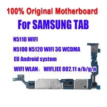 100% протестированная материнская плата 16 Гб разблокированная для Samsung Galaxy N5100 / N5110 N5120 материнская плата с чипами логическая плата Система Android