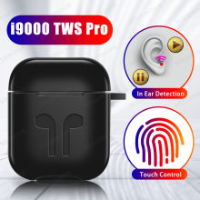 i9000 TWS Pro Wireless Earphones Headphone 1:1 Air 2 In Ear Detection Sensor Touch Control Headset Earbuds PK i200 i10000 tws(China)
