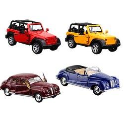 Nowy 1:32 aluminiowy Model samochodu odlewanie ciśnieniowe dla dzieci Model samochodu zabawka dla dzieci krzyżyk na prezent kraju metalowy samochód Diecasts & pojazdy zabawkowe Dropship