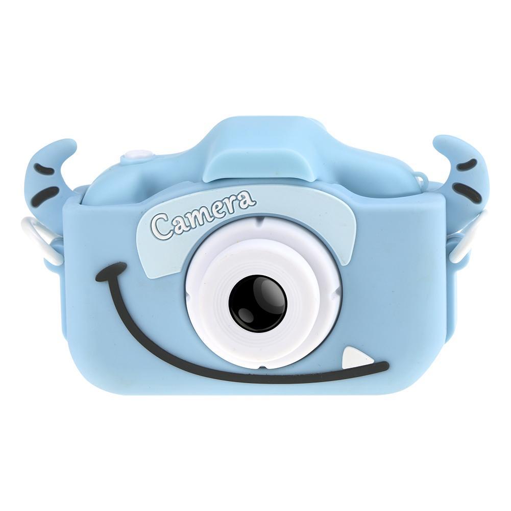 H5457e49994694973b60be04fcc913699O Mini Cartoon Kids Camera Creative Children's Camera HD Digital Camera Portable 1080P Camera For Kids Birthday Christmas Gift