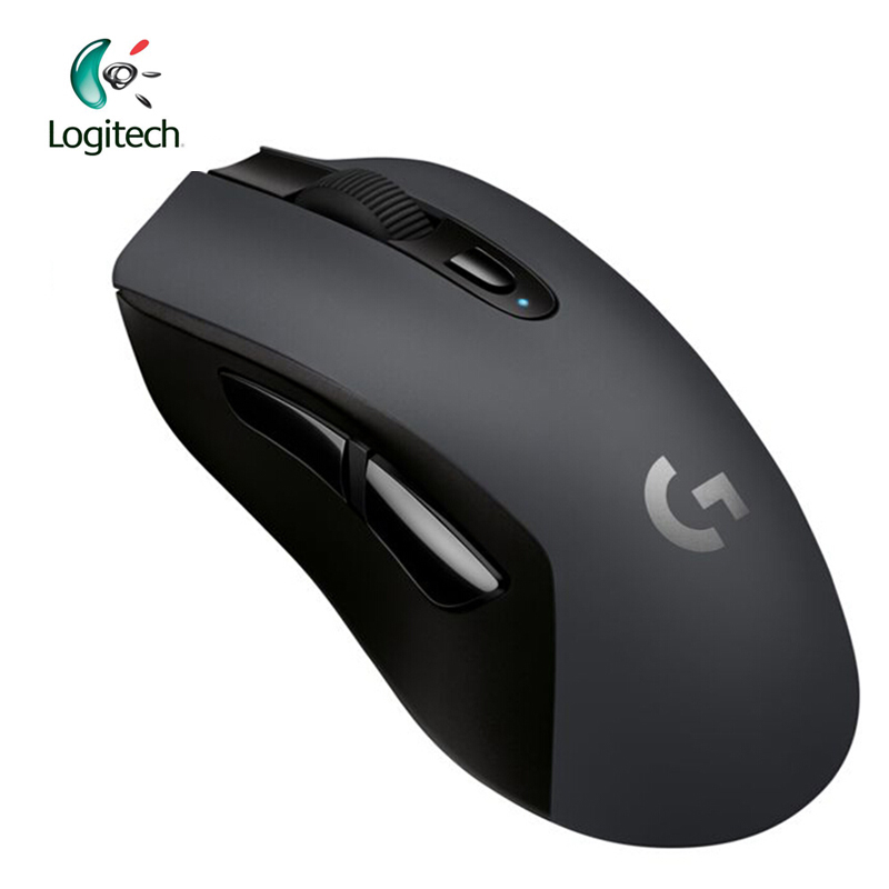 Logitich G603 Wireless <font><b>Gaming</b></font> <font><b>Mouse</b></font> LIGHTSPEED Optical <font><b>12000</b></font> <font><b>DPI</b></font> Bluetooth <font><b>Mouse</b></font> Ergonomic Official Agency Test for PC Laptop image