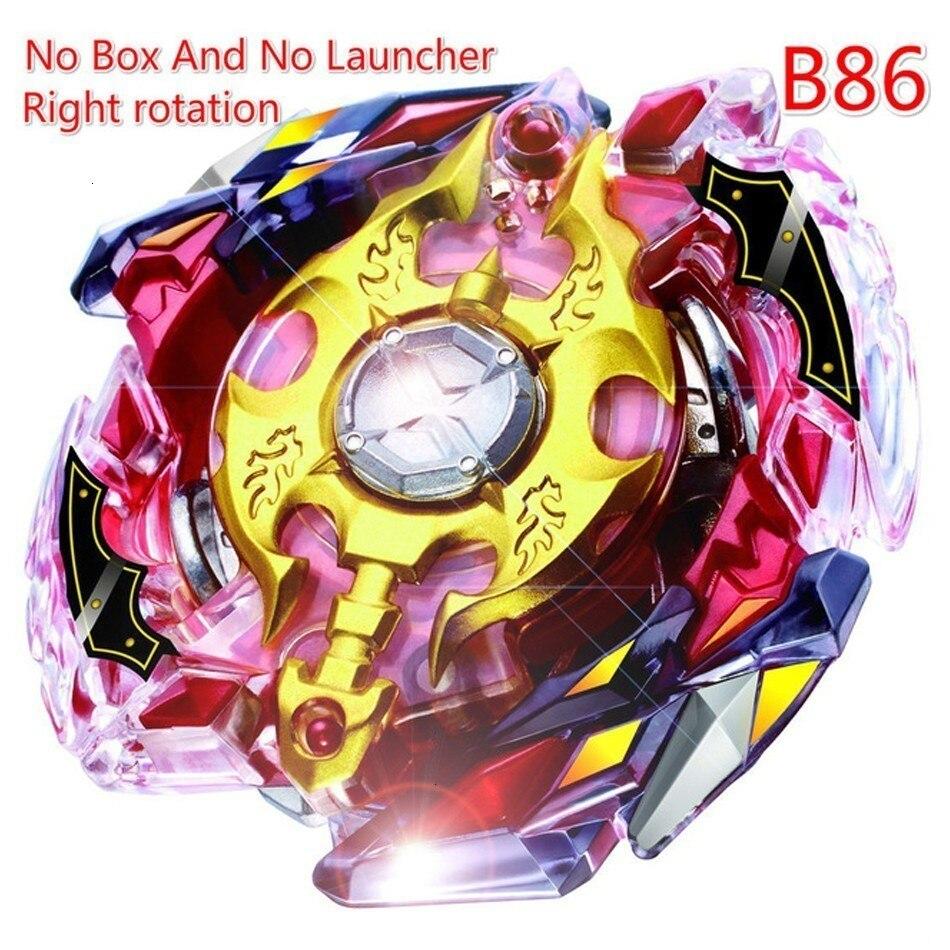 B-153 Beyblade burst стартер Bey Blade Лезвия Металл fusion bayblade с пусковой установкой высокая производительность battling top Blayblade - Цвет: B86