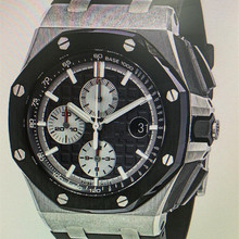 Men's Luxury Sports Automatic Mechanical Watch sapphire glas