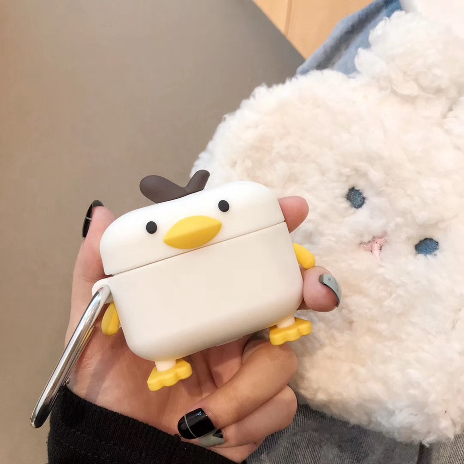 Cute 3D Silicone Case for Airpods Pro 161