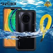 Shellbox IP68 Waterproof Case for Huawei