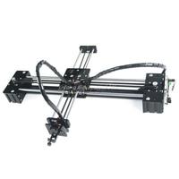 Diy drawbot caneta desenho robô máquina ly plotter robô máquina de escrita suporte a laser|Roteadores de madeira| |  -
