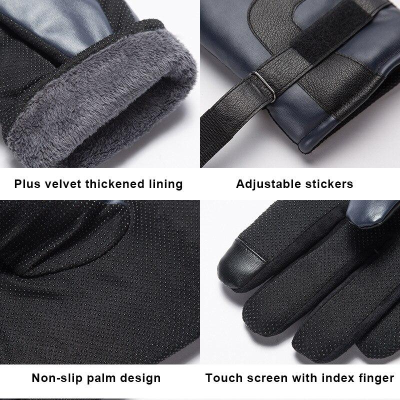 Luvas p/ tablets com tela de toque