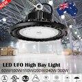 НЛО светодиодный высокий свет залива 60 Вт/100 Вт/150 Вт/200 Вт коммерческое промышленное хранилище лампа