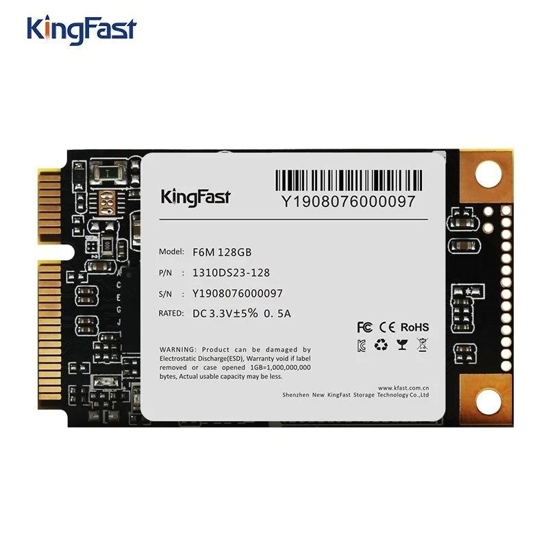 KingFast mSATA SSD 128GB 256GB 512GB 1TB 3x5cm מיני SATA 3 פנימי מוצק מצב קשה כונן דיסק קשיח למחשב נייד ומחשב נייד