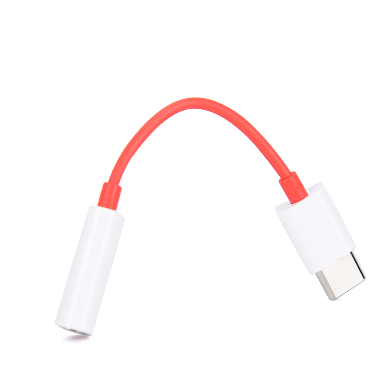 For Oneplus 6T 7 Pro Usb Type C To 3.5mm Earphone Jack Adapter Aux Audio For One Plus 7 1+ 6t Usb-c Converter Cable
