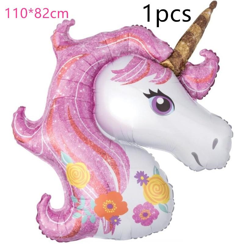 50pcs-Unicorn-Balloon-Birthday-Party-Decorations-Kids-Foil-Balloons-Wedding-Anniversary-Decor-Rainbow-Globos-Party-Supplies