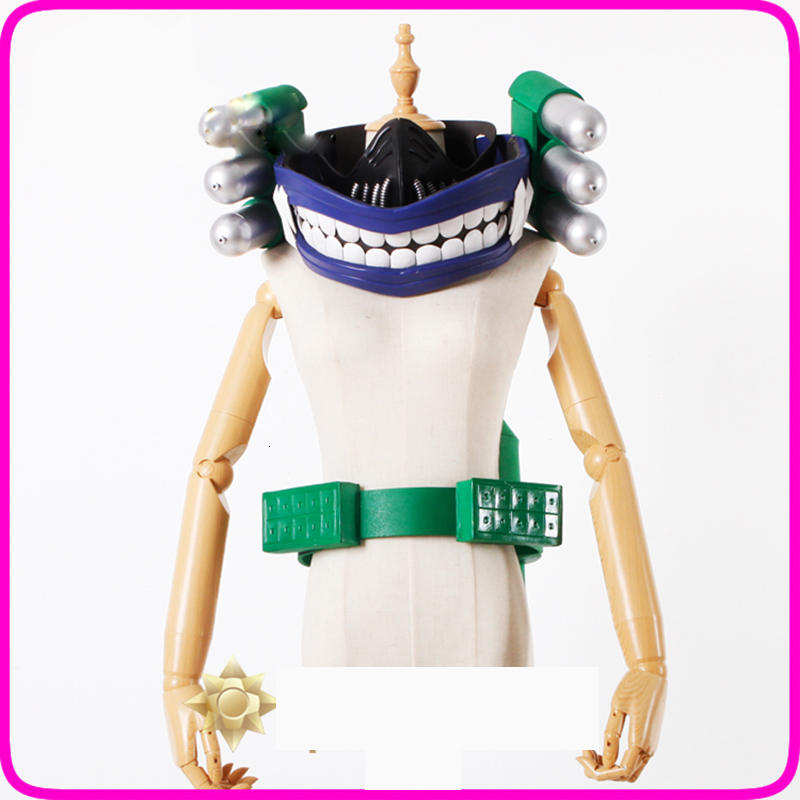 Anime Boku No My Hero Academia Cosplay Toga Himiko Costume Accessories Adult Halloween Costumes For Unisex Party Mask Props