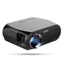 VIVIBRIGHT GP100 ЖК-проектор высокого разрешения 3200 люмен 1080P WiFi светодиодный ЖК-проектор для домашнего кинотеатра