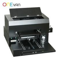 ONEVAN.A3 작은 UV 보편적 인 인쇄 기계 편평한 3D 아크릴 이동 전화 상자 인쇄 사진 diy 주문 마구간 기계