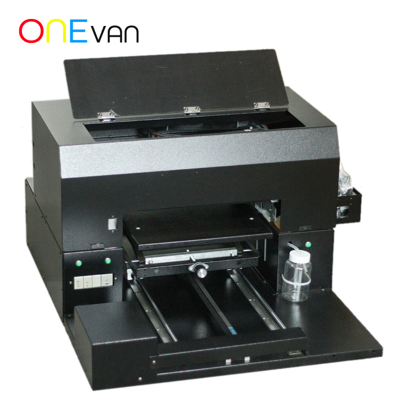 ONEVAN.Mobile Phone Case Printer, UV Flatbed Printer, A3 Format. Print 10 Phone Cases At A Time