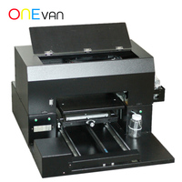 Onevan. A3 Kleine Uv Universele Printer Platte 3D Acryl Mobiele Telefoon Case Foto 'S Afdrukken Diy Custom Kraam Machine