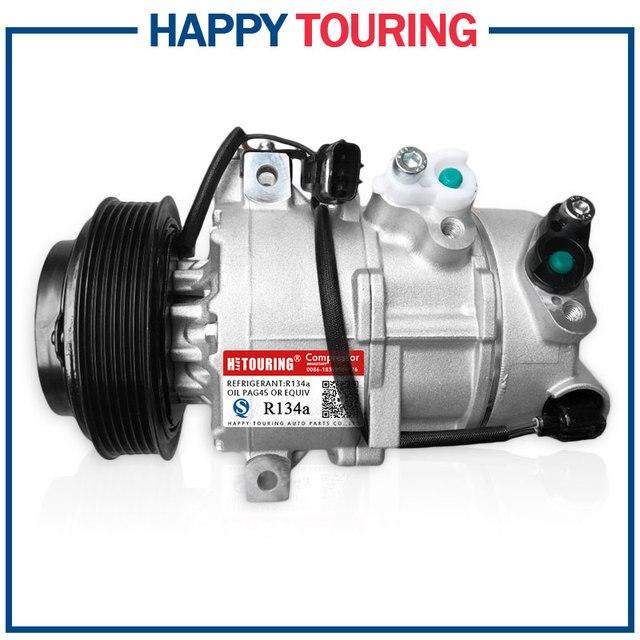 Compresor de aire acondicionado para Kia sportage, para Hyundai IX35 Tucson TM10 2010 2011 2012 2013 2014 2015 977012S000 97701 2S000 97701 2S000