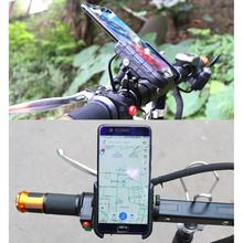 Cycling Pedal Motorcycle Navigation Charging Mobile Phone Support QC3.0 Fast Belt Switch Waterproof  Multifunctional