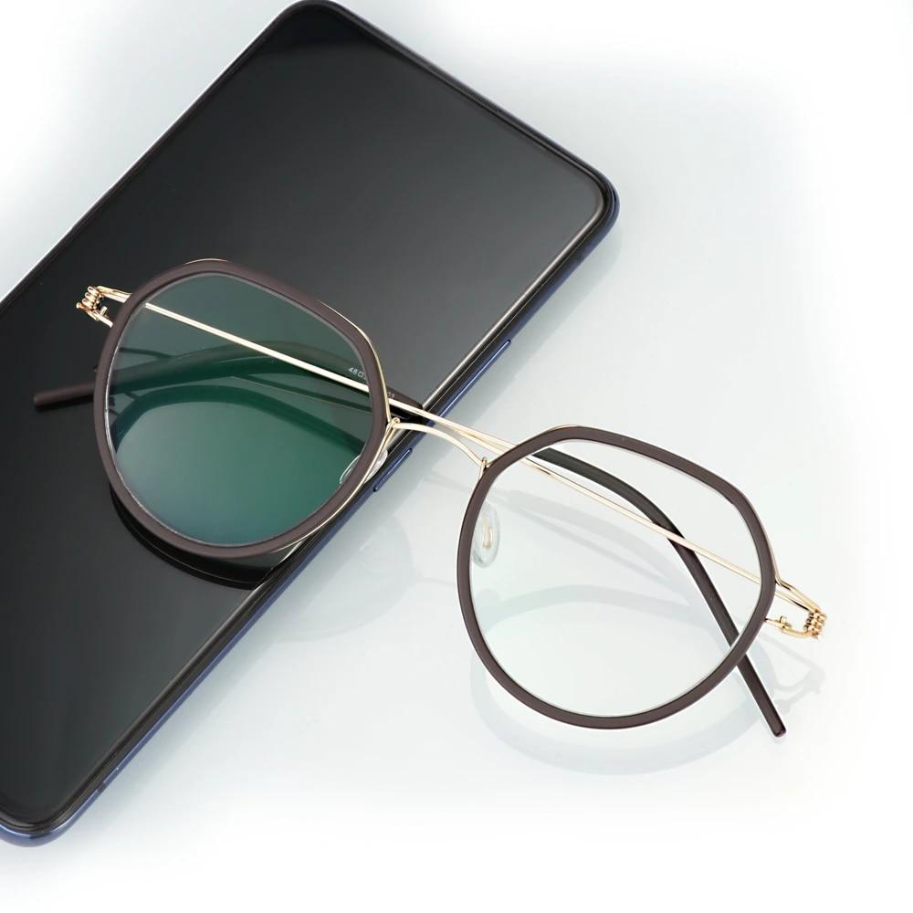 No Screws Anti Blue Ray Men Women Computer Reading Glasses UV Blue Light  Protection Unisex Presbyopia Eyewear for Readers dioper