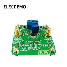 Módulo OPA843, banda ancha, baja distorsión, ganancia de unidad, estabilización de voltaje, realimentación, amplificador operativo, función de demostración