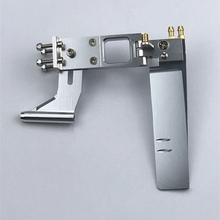 1Pcs Water Absorbing Rudder Aluminum Suction Rudders with Tail 4Mm Shaft Bracket for CAT RC Jet Boats Parts