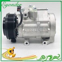 AC A/C sprężarka klimatyzacji pompa chłodząca FS20 sprzęgło PV6 6PK dla Ford Explorer Mercury góral 4.0L AL2Z19703B