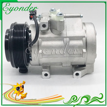 Ac A/C Airconditioning Compressor Koeling Pomp FS20 Clutch PV6 6PK Voor Ford Explorer Mercury Mountaineer 4.0L AL2Z19703B