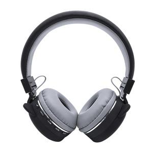 Image 2 - Drahtlose Bluetooth Nette Katze Ohr Kopfhörer Für Kinder Mädchen Faltbare Stereo Kopf Montiert Headset Mit Mikrofon Unterstützung NFC FM