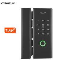 Cypatlic office smart wifi tuya app дверной замок с отпечатком