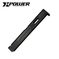 XPOWER AA منزلق نايلون G17 TM GBB Airsoft خفيف الوزن مناسب ل Kublai تحكم ناعم خرطوشة مسدس هواء ملحقات