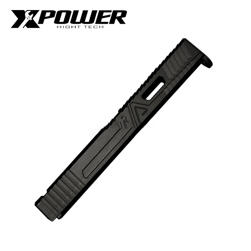 XPOWER AA Slide Nylon G17 TM GBB Airsoft Lightweight Fit For Kublai Control Soft Cartridge Air Gun Accessories