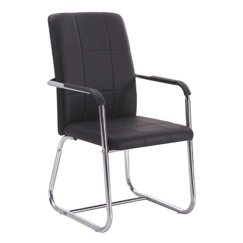 Computer Chair Home Simple Office Chair Comfortable Sedentary Bow Conference Chair Student Dormitory Mahjong Chair