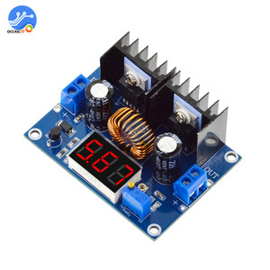 Image 2 - XL4016 200W 8A Charger Module 4 36V To 1.25 36V Step Down Buck Converter PWM Adjustable Power Charging with LED Digital Display