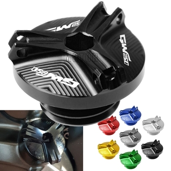 For Suzuki GW250 2012-2017 2013 2014 2015 2016 GW 250 Motorcycle Accessories M20*2.5 Oil Filler Cap Plug Cover Engine Oil Cup image