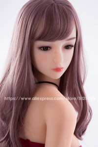 Image 2 - Real Silicone Doll 168cm Realistic Breasts Vaginal Ass Pussy Sex Products Sex Dolls Adult Toy Japanese Oral Love Doll for Men