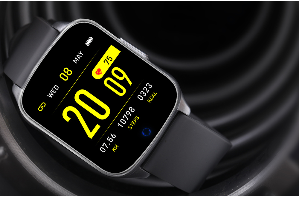 connecte ios android kw17 smartwatch