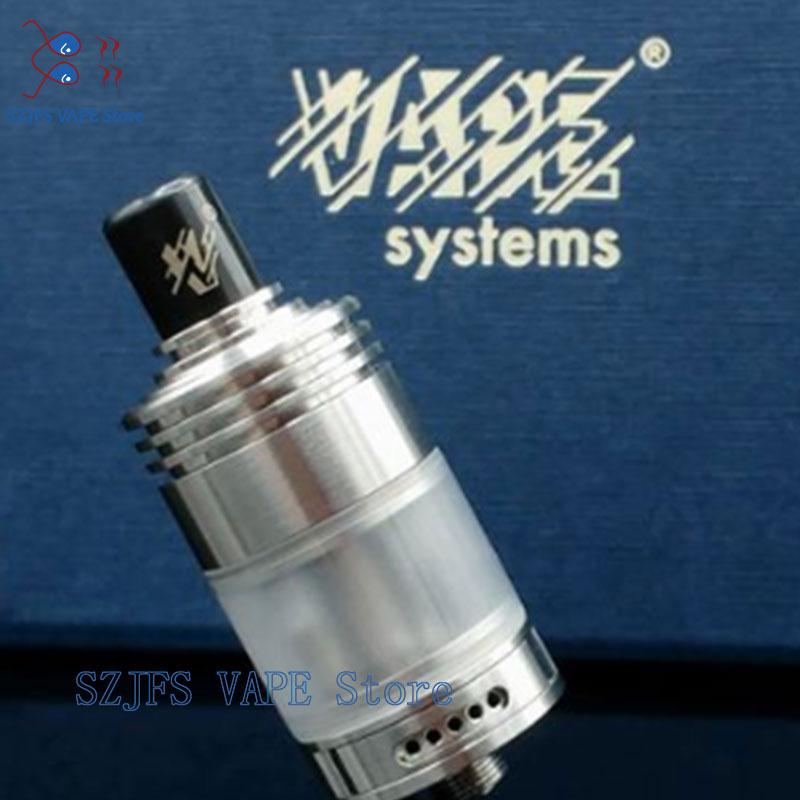 YFTK Caiman Style MTL RDTA 22mm 316ss Vs MAGE Kylin V2  Zeus X Qp Gata M25 Gen 25 Rta Rba