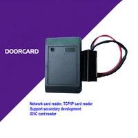 Leitor de Cartão de ID de rede Rede Leitor De Cartão de Leitor de Cartão IC de Controle De Acesso TCP HTTP Desenvolvimento Secundário